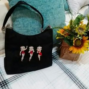 Handbags - Betty boop purse